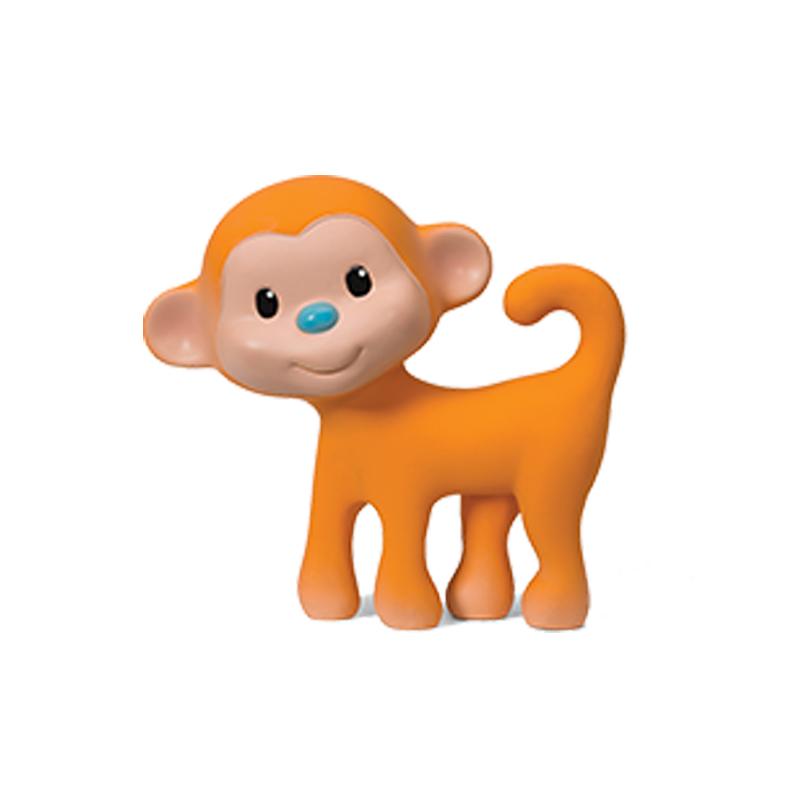 infantino 婴蒂诺小猴宝宝牙胶005014