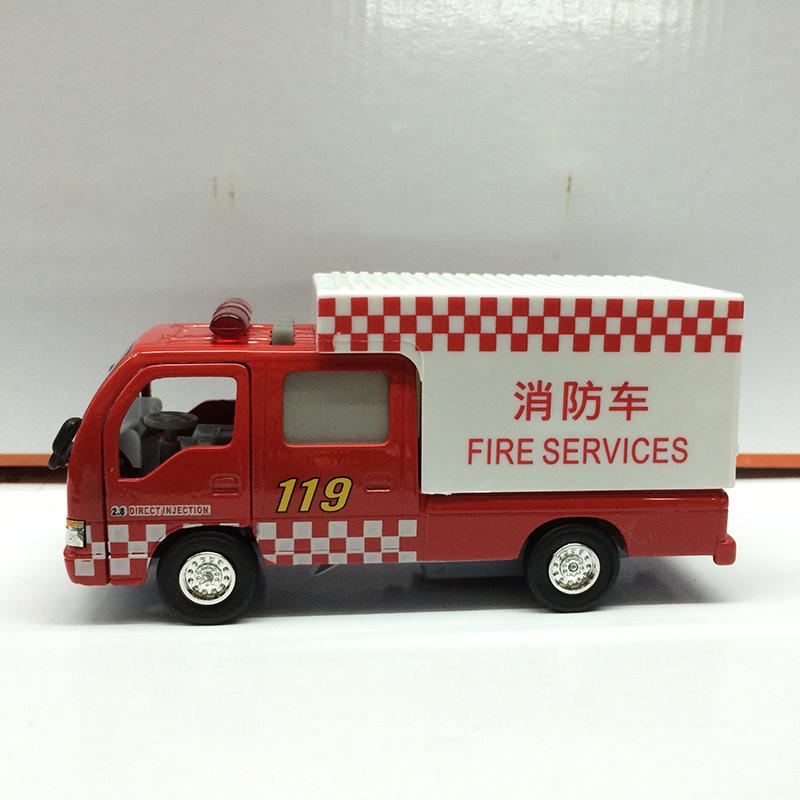 蒂雅多车模警车(款式随机发放)