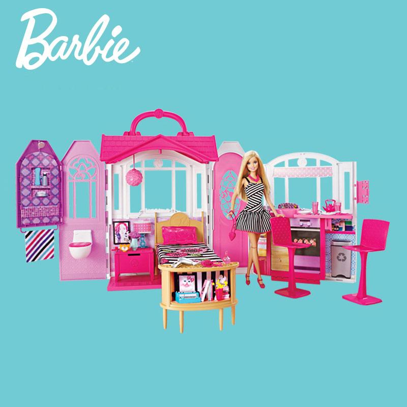 芭比闪亮度假屋