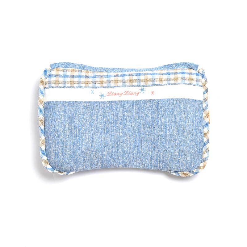 格彩婴幼儿专用枕1号蓝色色S码