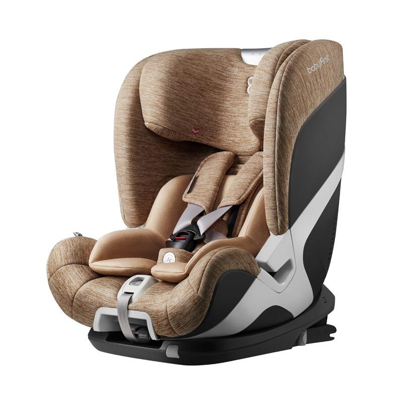 宝贝第一REX耀至智能款儿童安全座椅(流光金)
