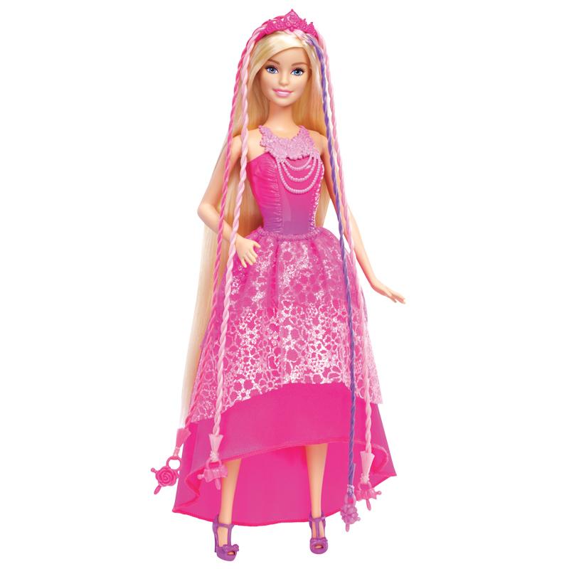 芭比(Barbie)长发公主