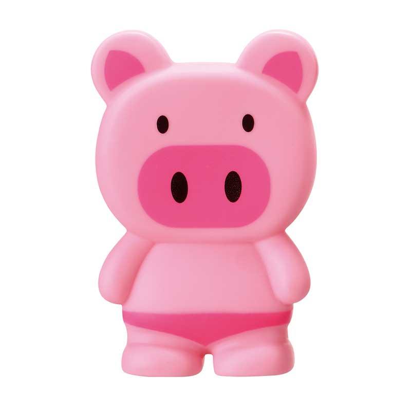 亲亲我快乐小猪洗澡玩具