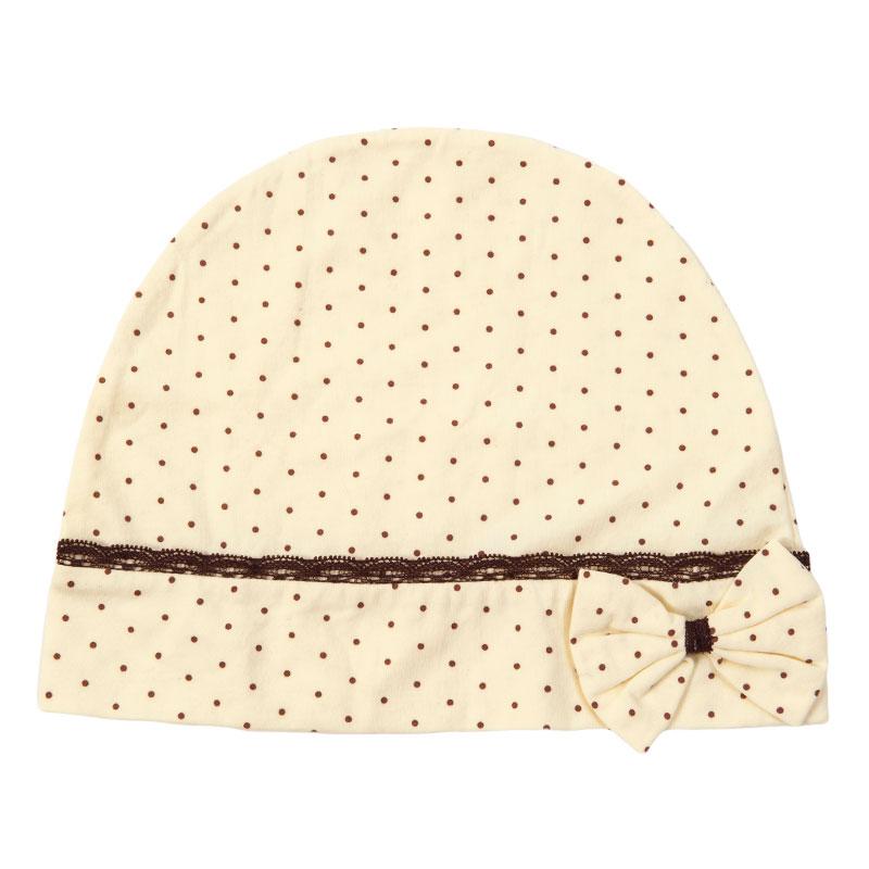 歌瑞妈妈--经典圆点月子帽GM140-001MA黄混码码件