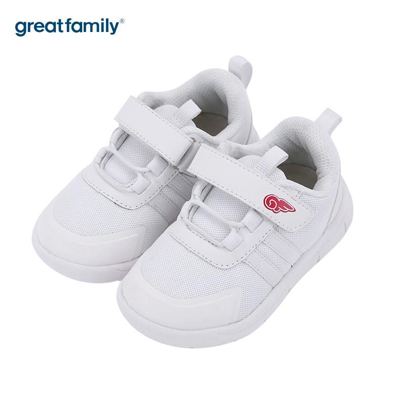 歌瑞家(greatfamily)中性运动鞋GKS3-006SH白