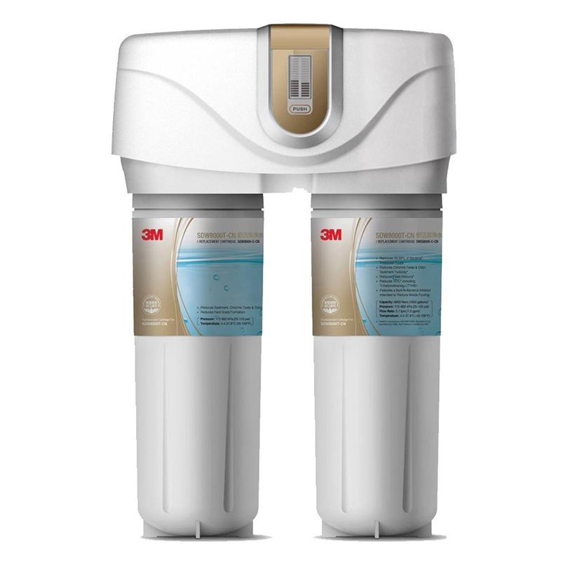 3M舒活泉家用净水器厨房高端直饮机SDW8000T-CN高效除水垢