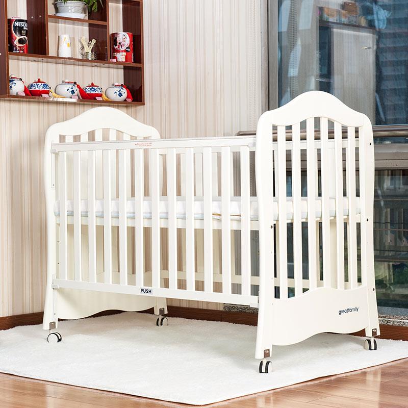 歌瑞家(Greatfamily)高端婴儿床