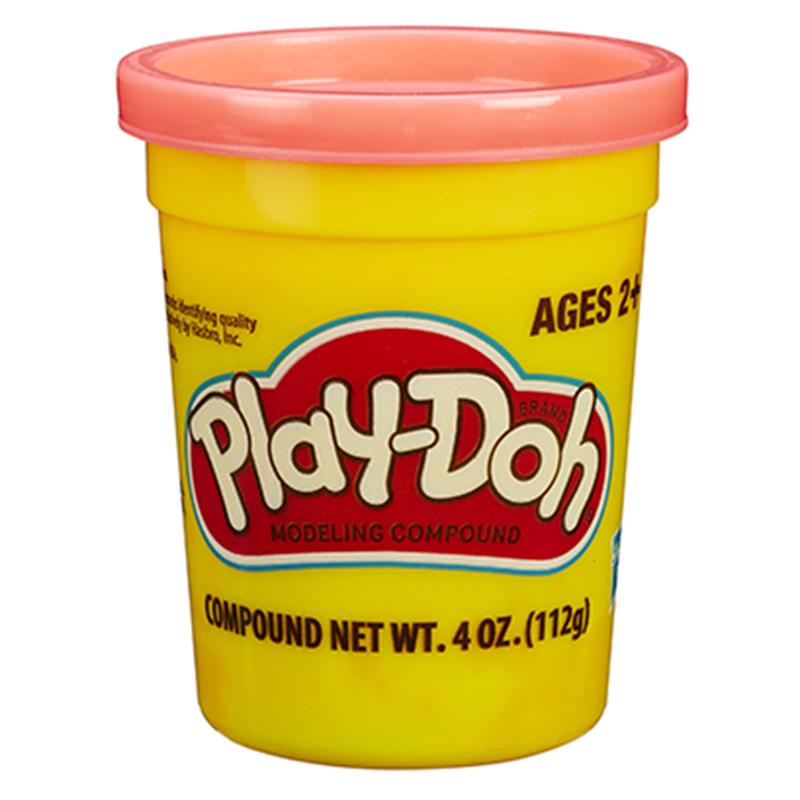孩之宝(Hasbro)培乐多单杯装新版-粉色