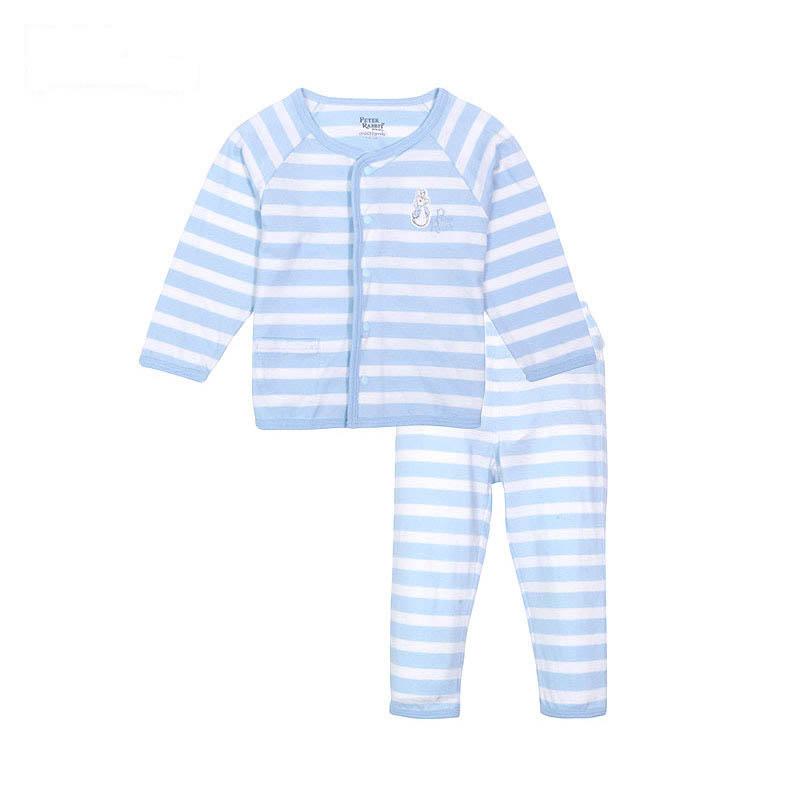 歌瑞家(比得兔)A类男女宝宝单面布和短袍套装2色可选