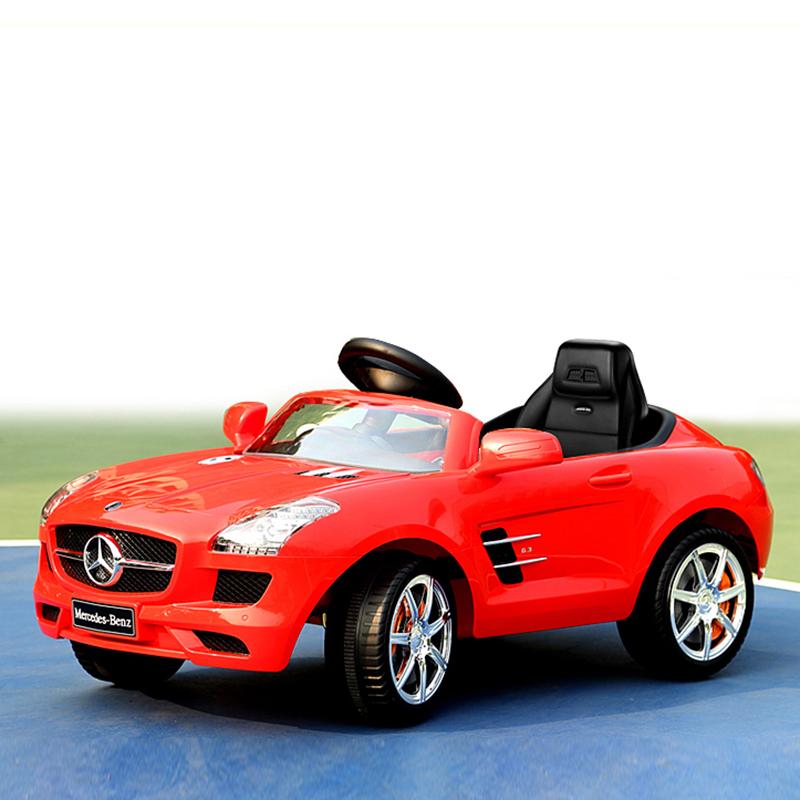 智乐堡梅赛德斯奔驰正版授权红色