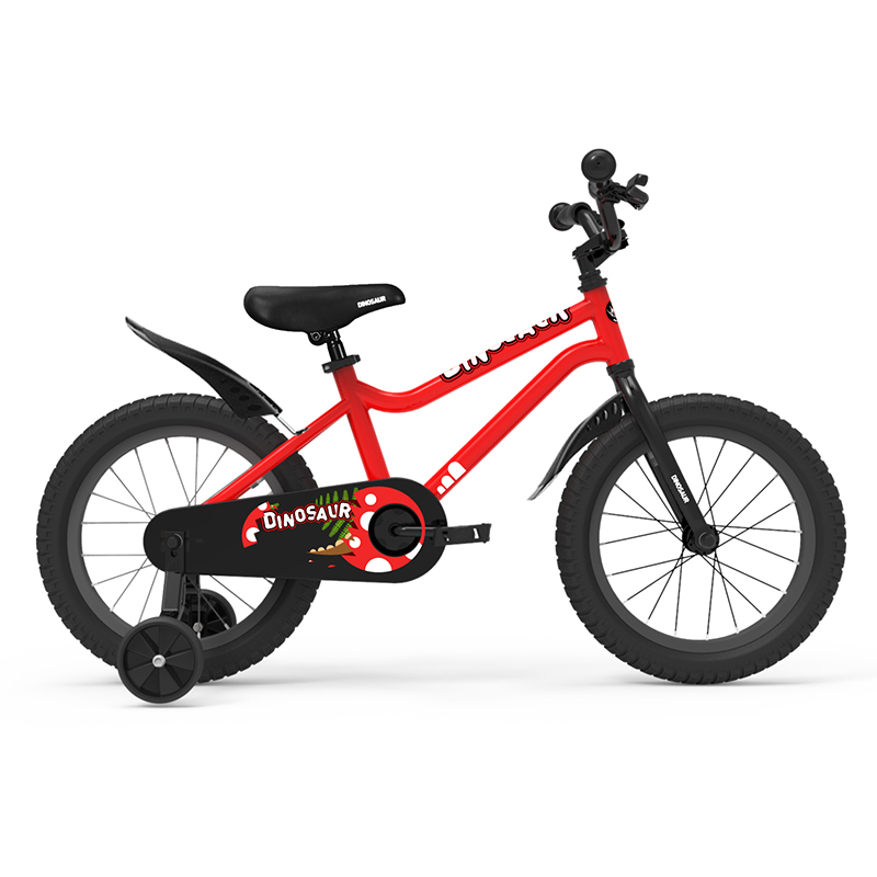 RoyalBaby优贝-儿童自行车MK(萌客)CM16-1红色16寸