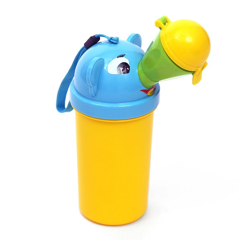 津娃男童小便器儿童尿壶便携式外出婴儿宝宝小便斗尿桶