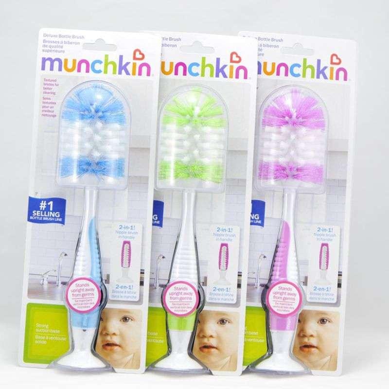 满趣健Munchkin豪華奶瓶刷(分類)