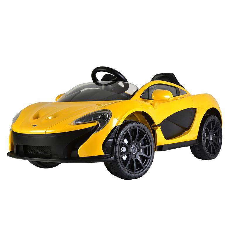 智乐堡迈凯伦-P2超跑(高配)672R黄色