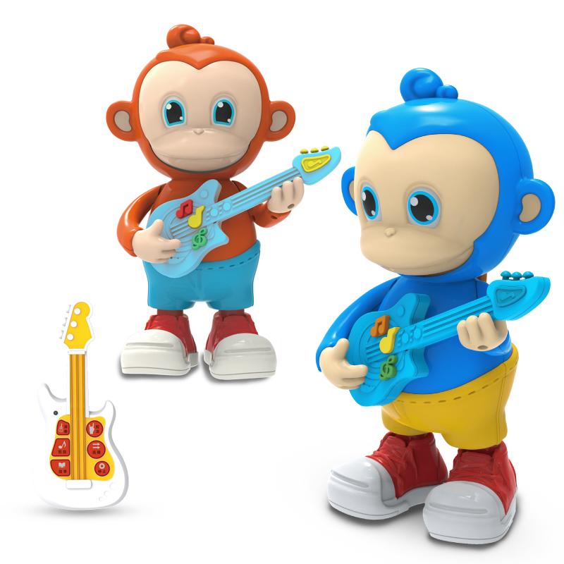智能遥控吉他猴子3050A