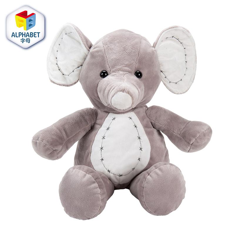 字母(ALPHABET)灰象