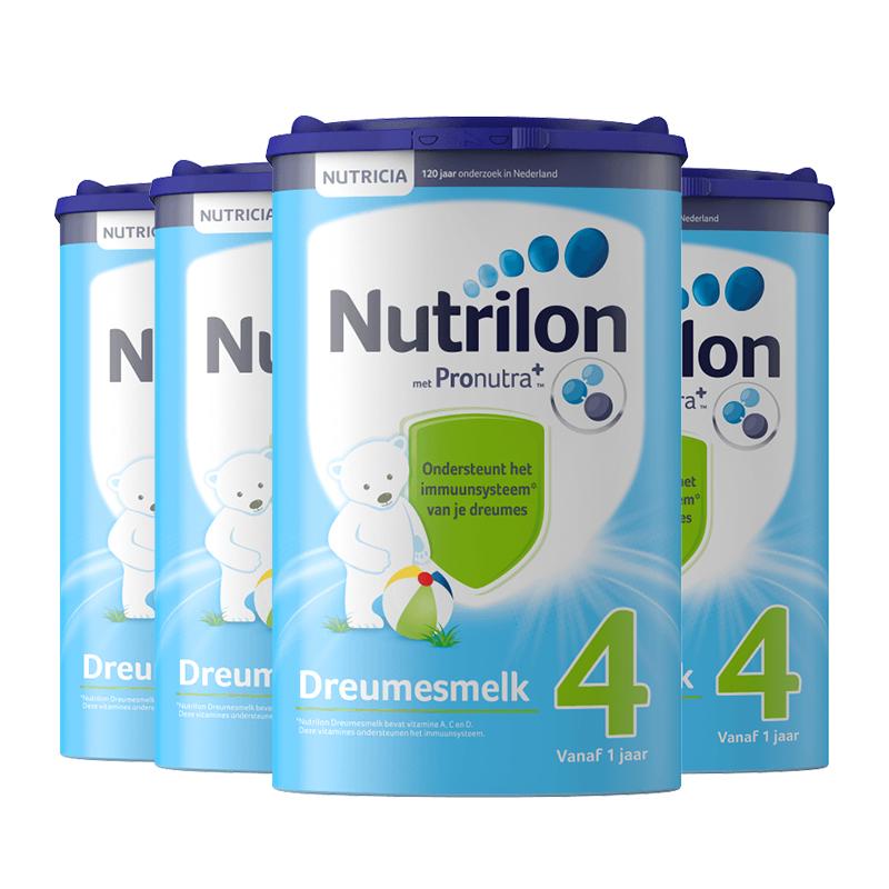 【包税】荷兰牛栏婴儿配方奶粉(1岁+)4段800g*4罐