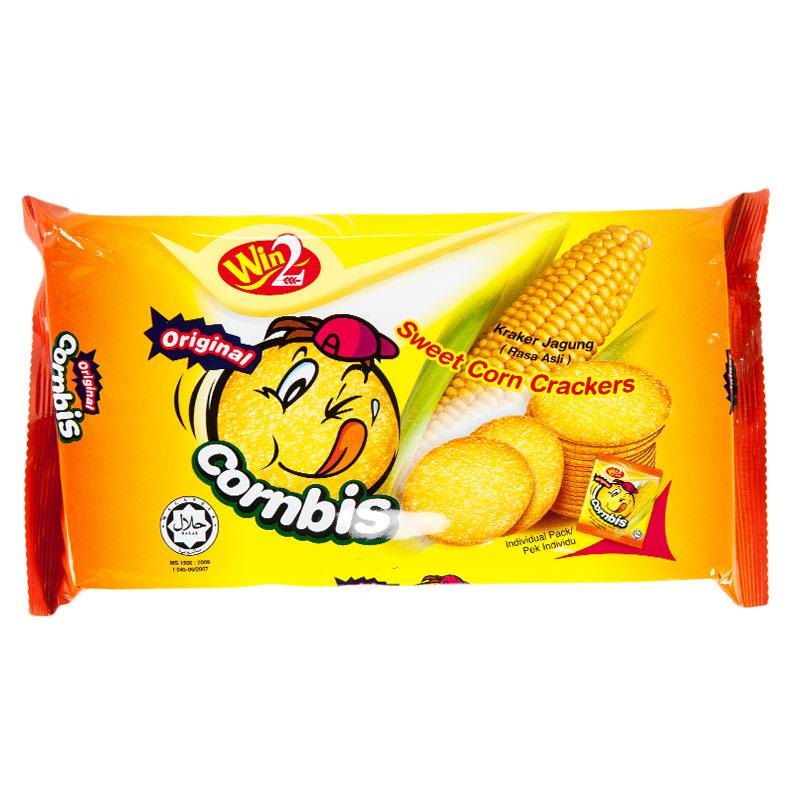 赢赢玉米味薯饼108g袋