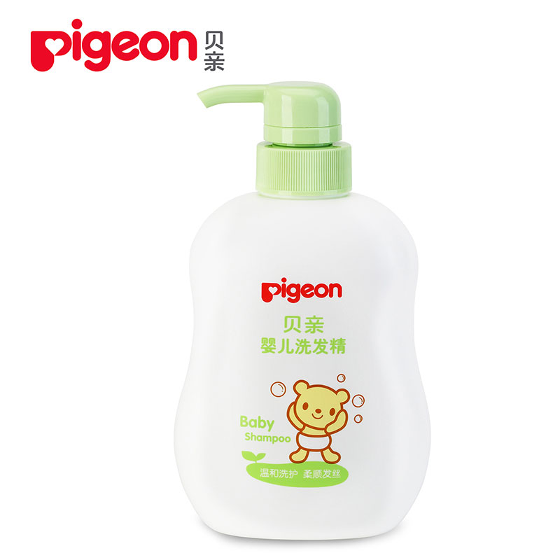 贝亲Pigeon婴儿洗发精500ml洗发露