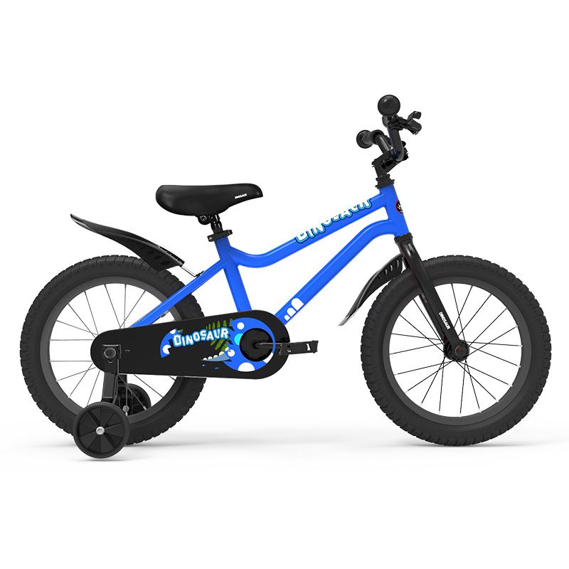 RoyalBaby优贝-儿童自行车MK(萌客)CM16-1蓝色16寸