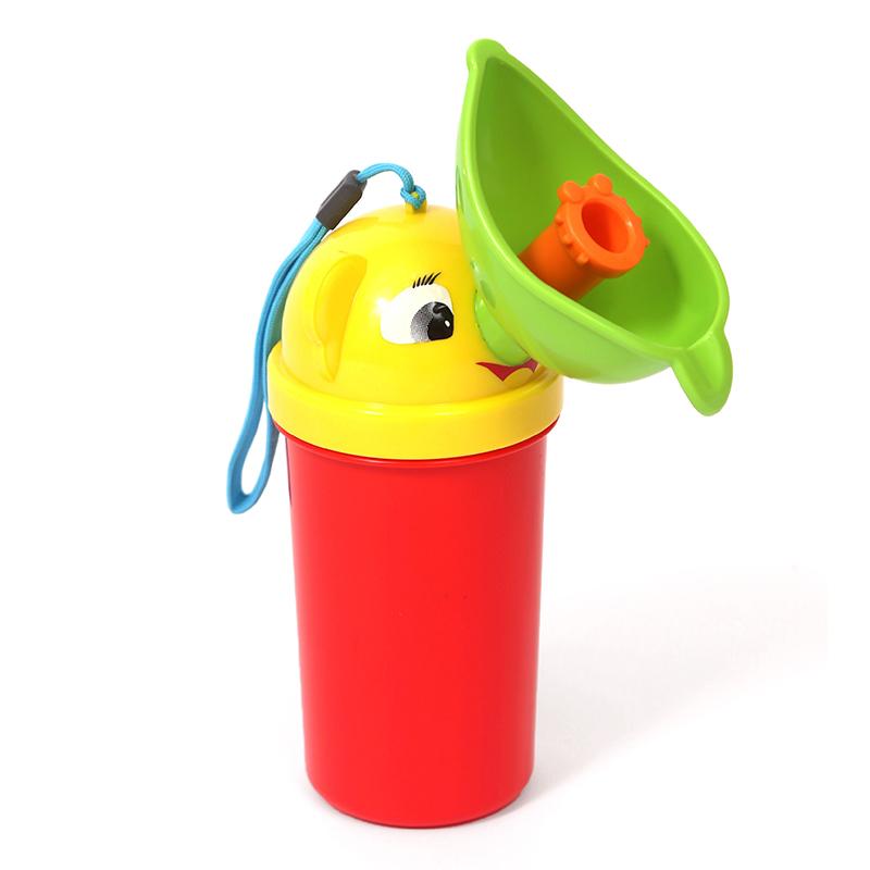 津娃女童小便器儿童尿壶便携式外出婴儿宝宝小便斗尿桶