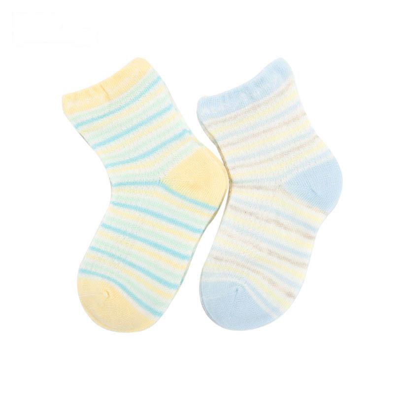 歌瑞贝儿男童提花袜(2双装)