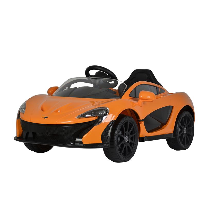 智乐堡迈凯伦-P3超跑(高配)672R橙色