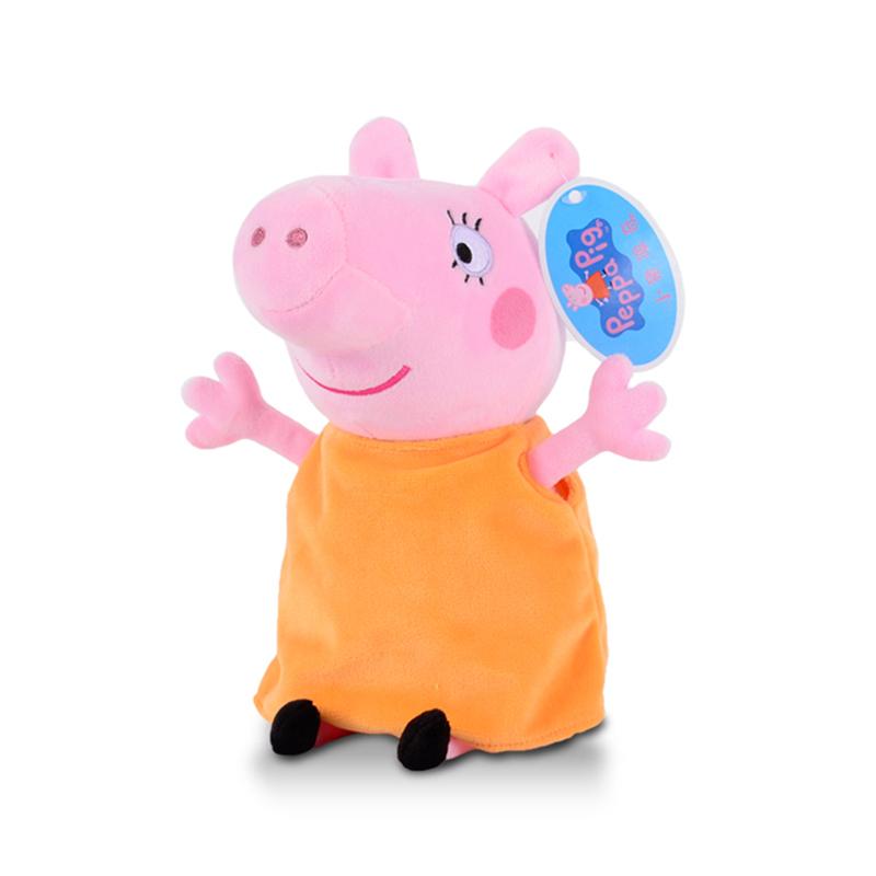 小猪佩奇毛绒玩具-猪妈
