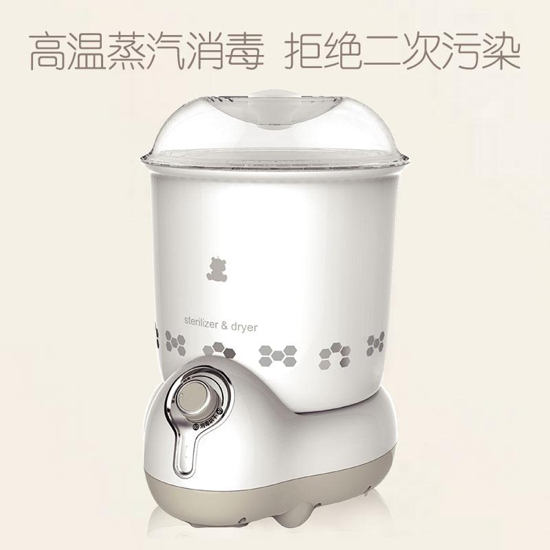 小白熊--奶瓶消毒烘干器HL-0870(0月以上)1台/盒