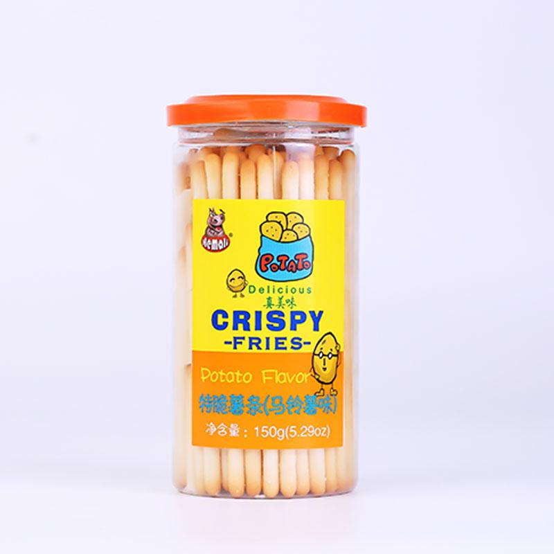 河马莉特脆薯条(马铃薯味)150g