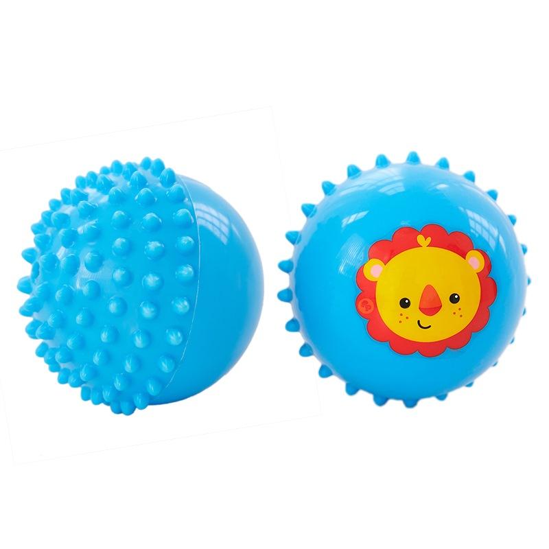 费雪(FisherPrice)宝宝按摩训练球(款式颜色随机)