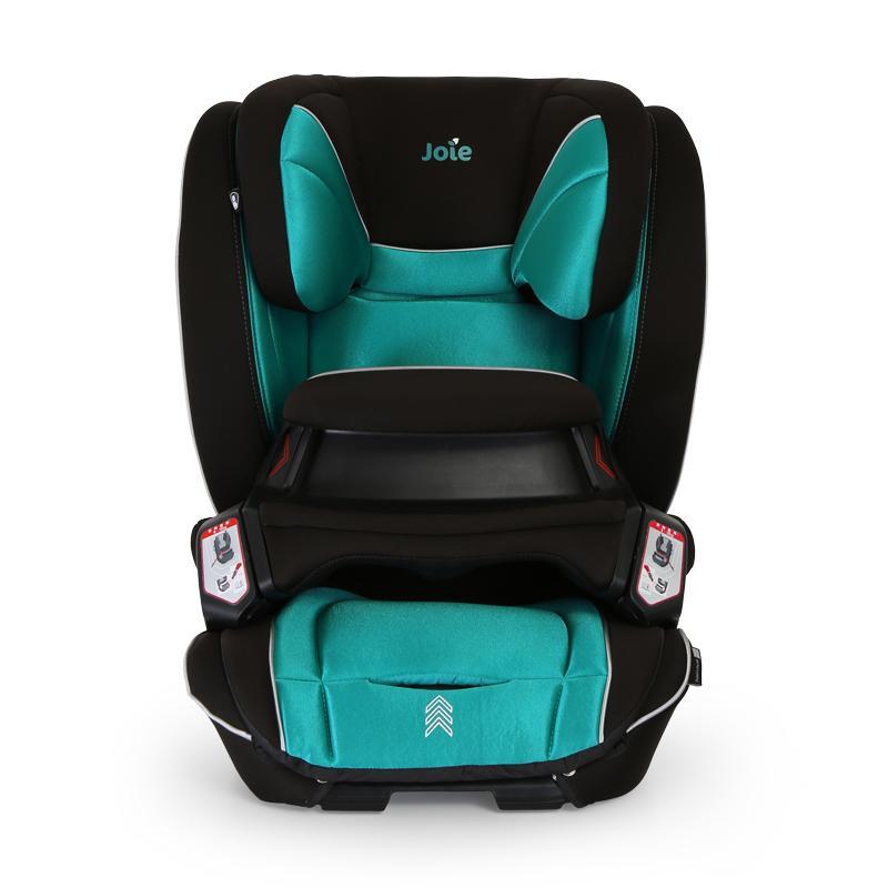 巧儿宜(Joie)儿童安全座椅宝宝座椅大人物-isofix旗艦藍9-36KG