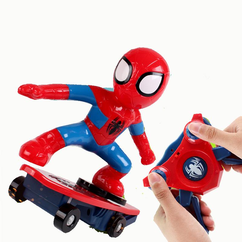全美蜘蛛侠奇特滑板车