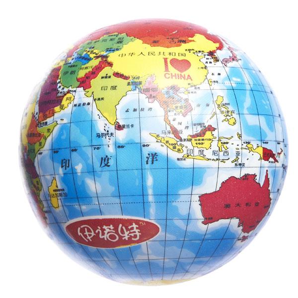 伊诺特(INNOVATIVE)8.5地球玩具球宝宝必备球类玩具