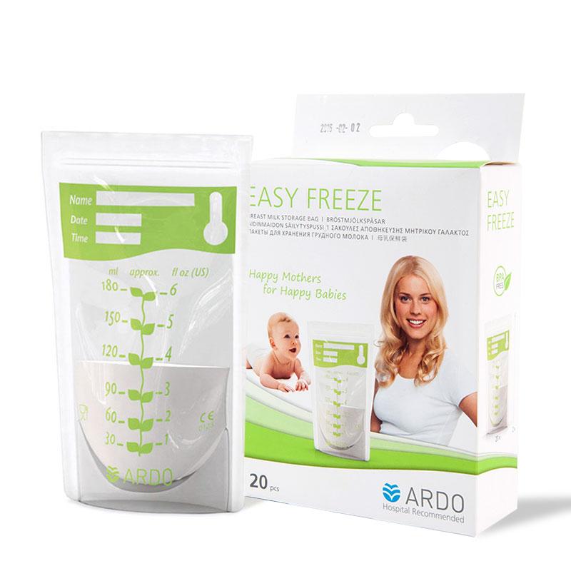 安朵ARDO瑞士进口母乳保鲜袋双涂层防异味