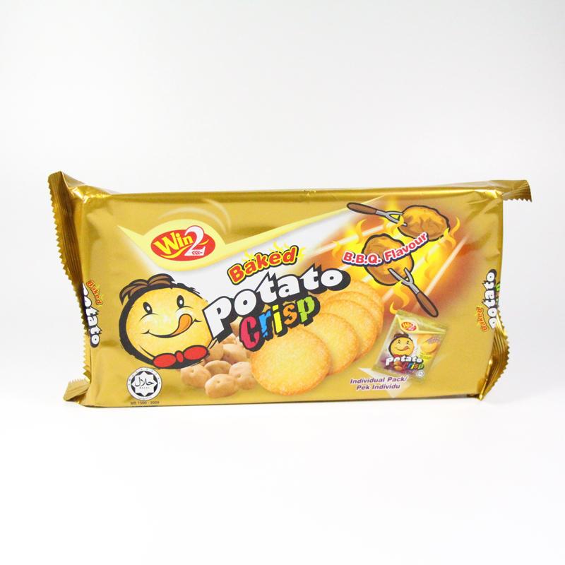 赢赢烘烤味薯饼120g袋