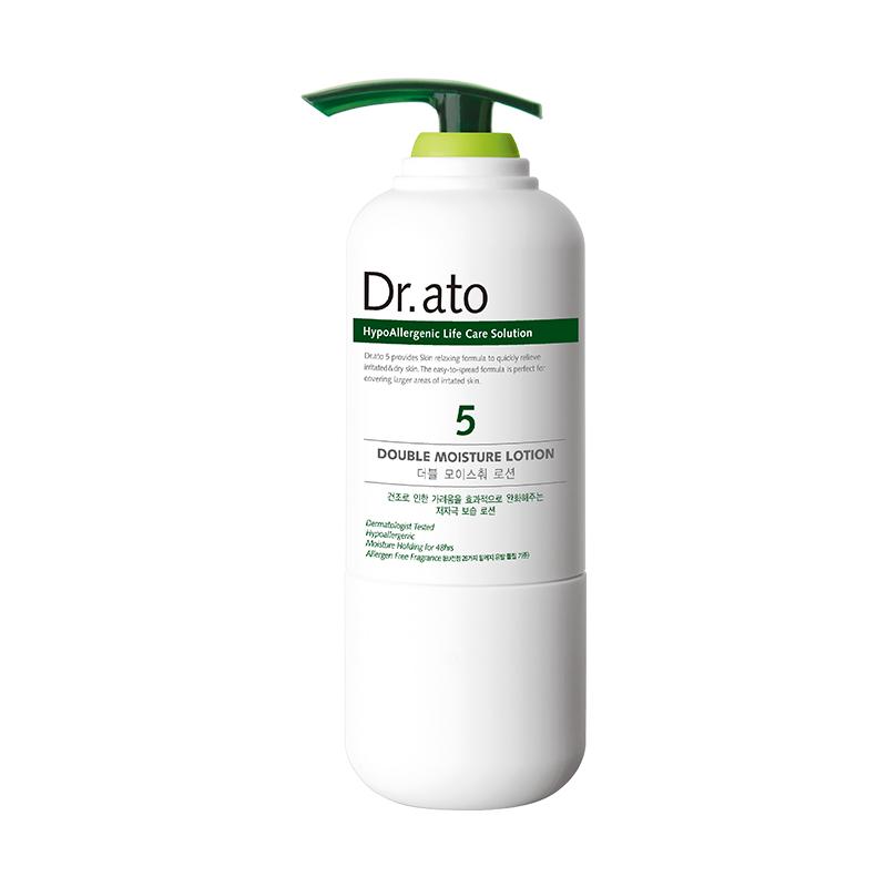 Dr.ato爱拖双倍保湿乳液200ml无致敏香料成分