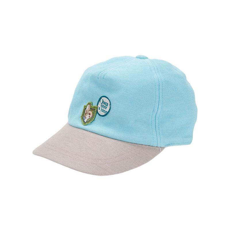 歌瑞凯儿男童棒球帽GB161-039A蓝46cm顶
