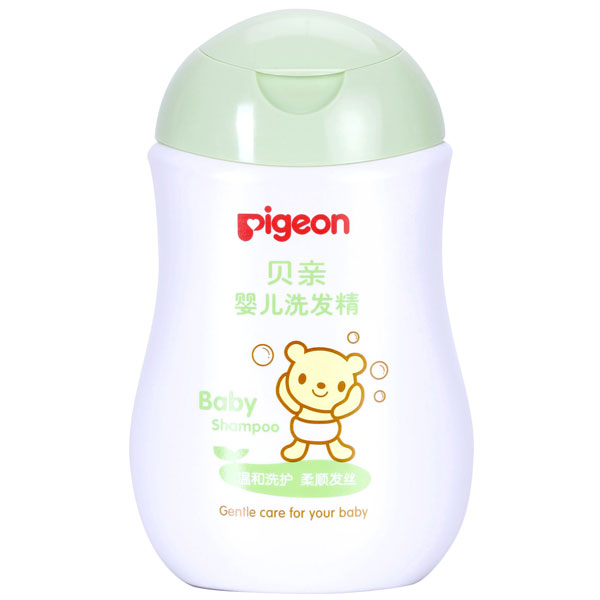 pigeon贝亲婴儿洗发精200ml洗发露IA108