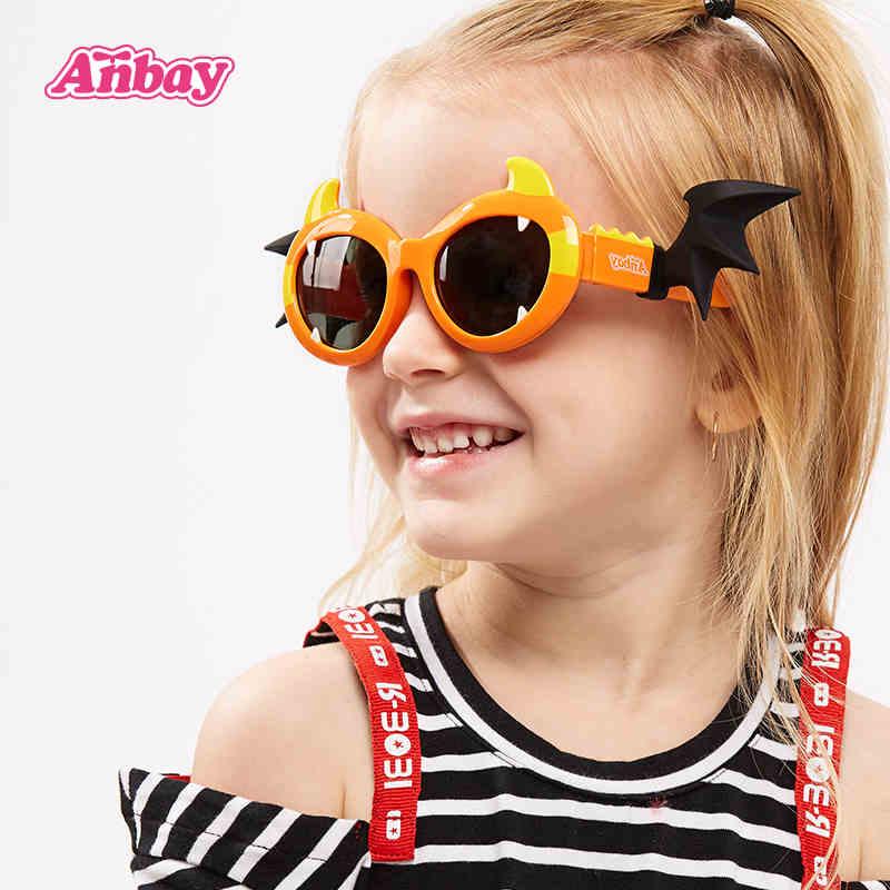 安比小恶魔儿童太阳镜