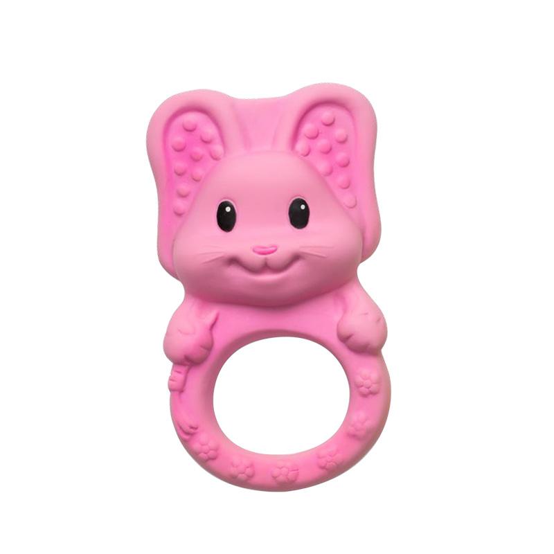 infantino 婴蒂诺兔子手环乳胶牙胶216016