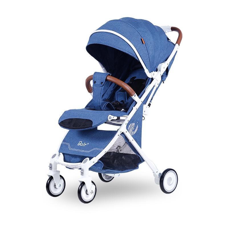 bair婴儿推车宝石蓝D289