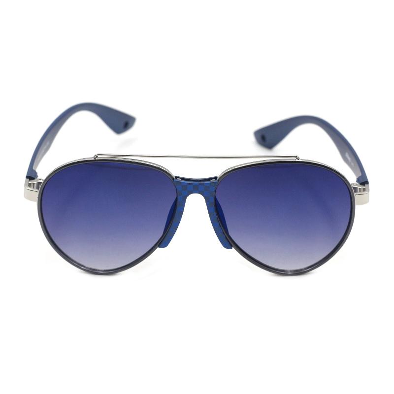 安比蓝色偏光儿童太阳镜