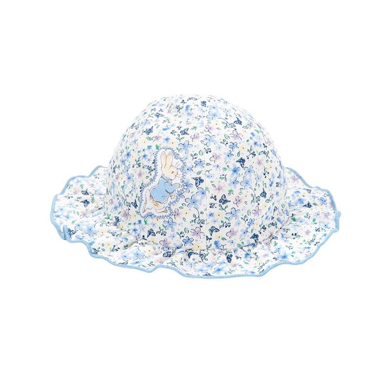 歌瑞凯儿女童碎花盆帽GB161-034A花色44cm顶