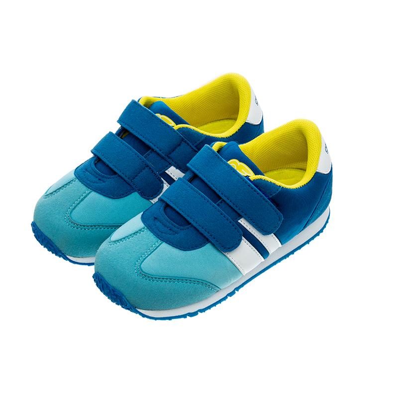 歌瑞家(greatfamily)男婴休闲运动鞋GKS1-002SH蓝14CM双