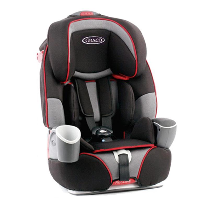 GRACO葛莱鹦鹉螺号系列汽车安全座椅8J96ORNN红黑色