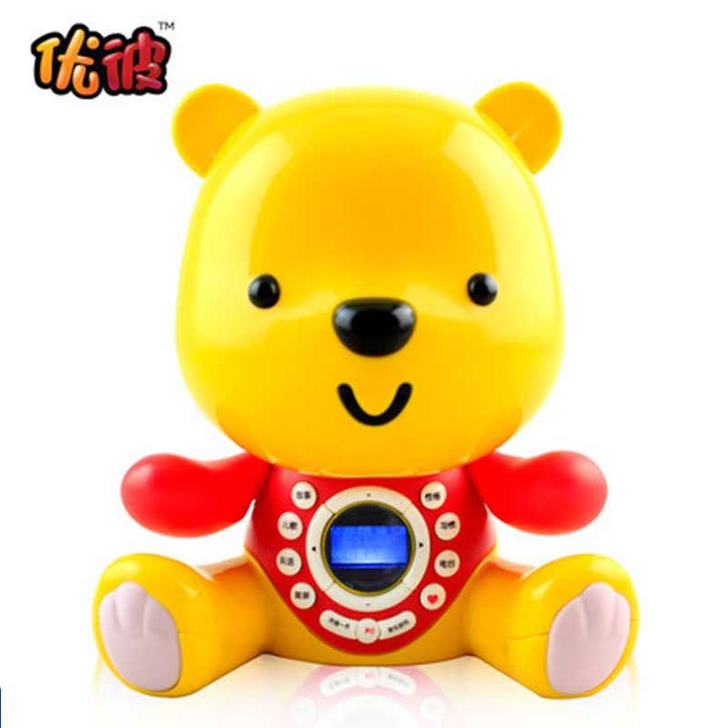 优彼亲子熊全能故事机(红色)YB-H-A02