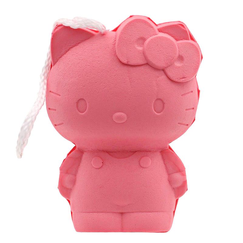 Hello Kitty小岛沐浴绵1个/盒