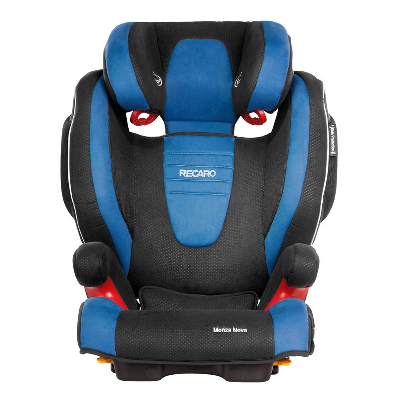 Recaro莫扎特2代儿童安全座椅蓝色