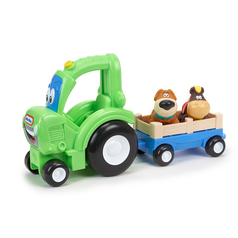 小泰克(Littletikes)音乐运输小拖车